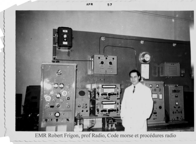 emr robert frigon 1957